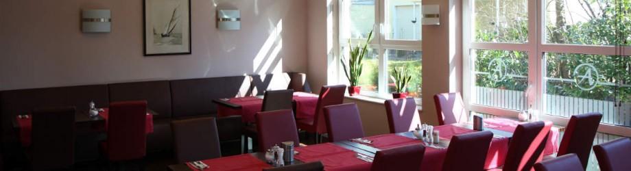 Frühstücksraum - Hotel Amaris Bremerhaven