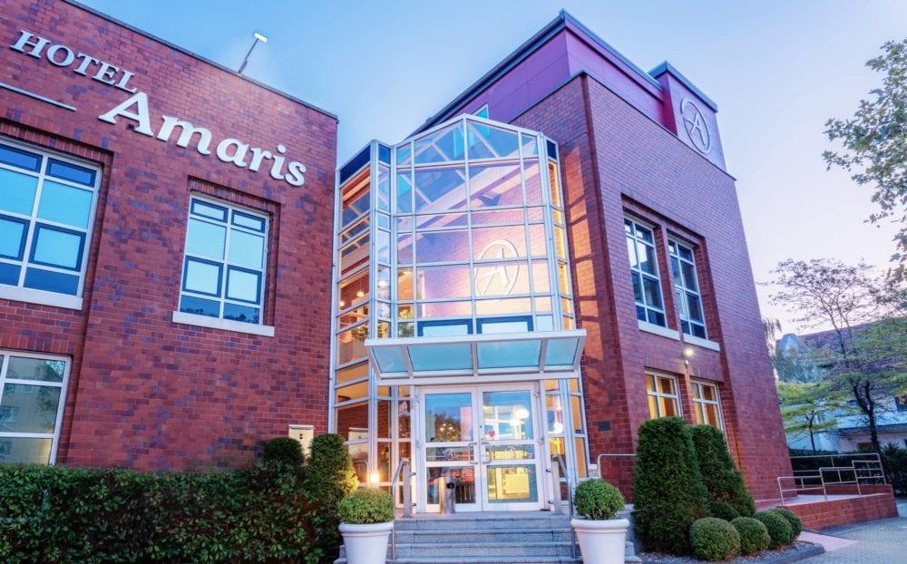 Hotel Amaris Bremerhaven Außenansicht