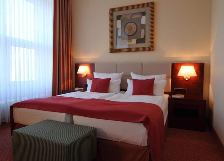 Doppelzimmer Komfort - Hotel Amaris Bremerhaven