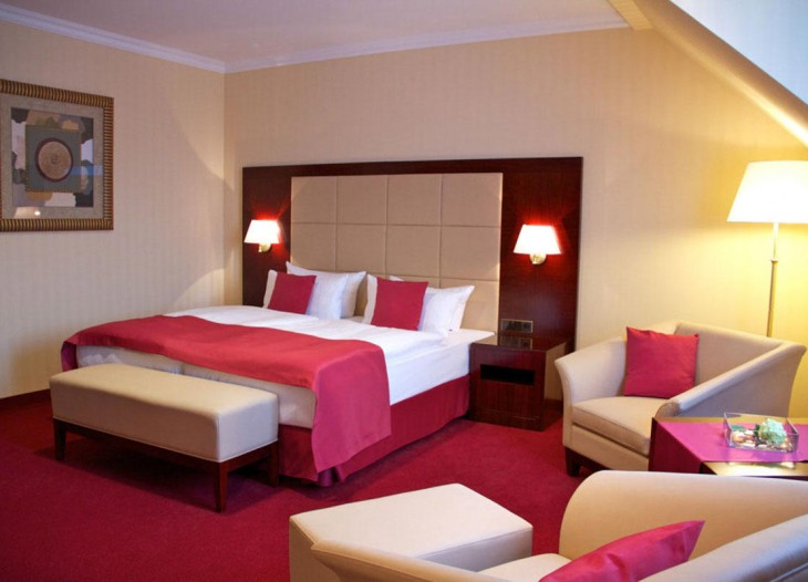 Junior Suite Superior - Hotel Amaris Bremerhaven